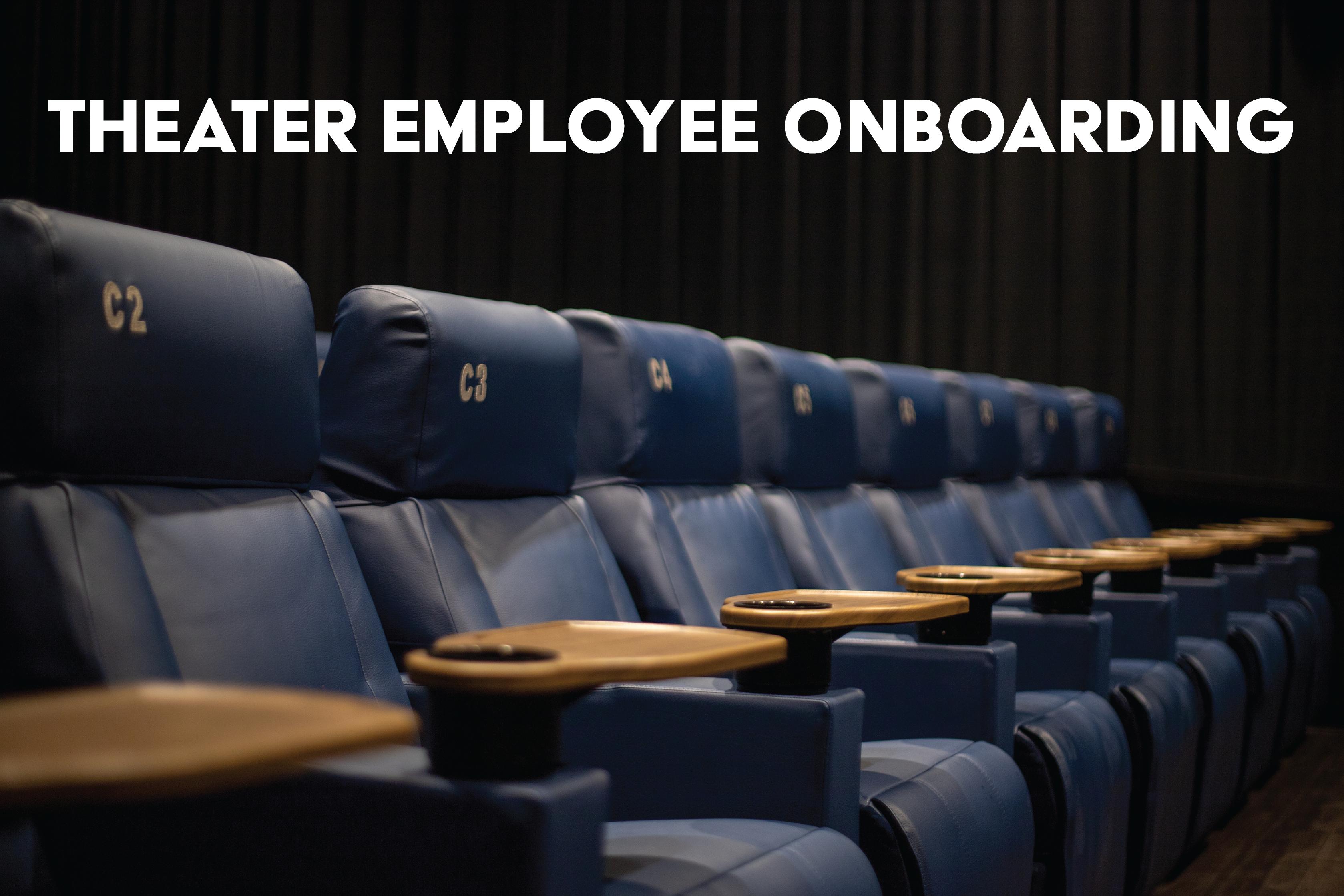 Theater Employee Onboarding