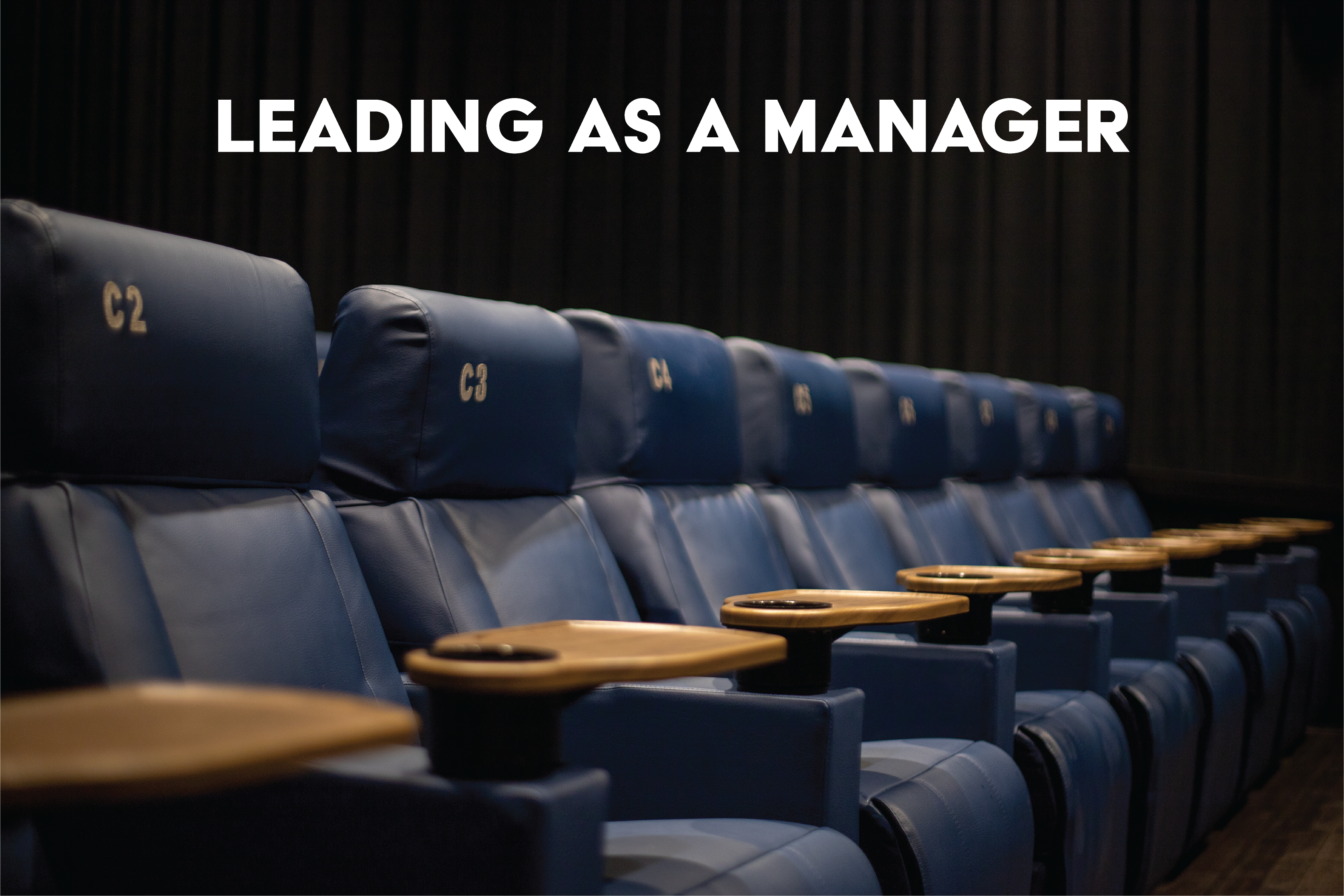 Leading as a Manager